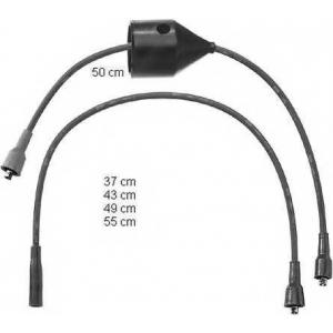 BERU ZEF767 Ignition cable set