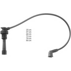 BERU ZEF880 Ignition cable set