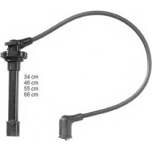 BERU ZEF889 Ignition cable set