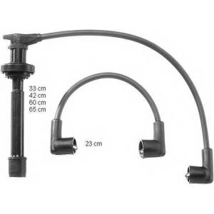 BERU ZEF896 Ignition cable set