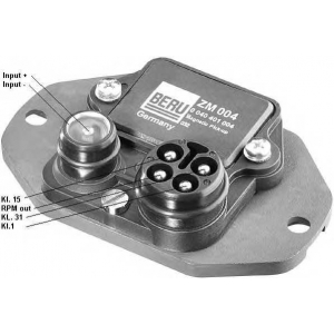 BERU ZM004 Коммутатор, система зажигания
