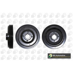 BGA DP0708 Belt pulley, crankshaft