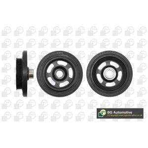 BGA DP0821 Belt pulley, crankshaft