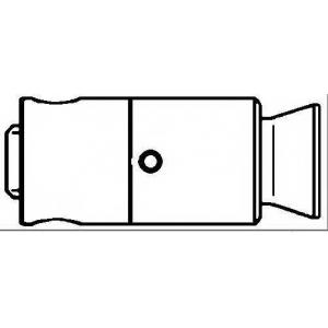 BGA HL5310 Гідрокомпенсатор