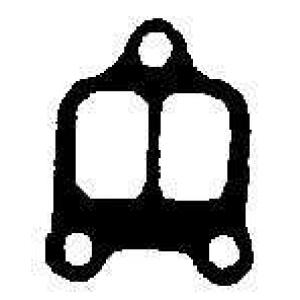 BGA MG2354 Exhaust manifold