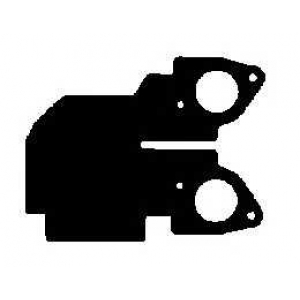 BGA MG5501 Exhaust manifold