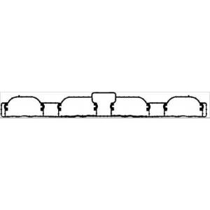 BGA MG6737 Прокладка всос коллектора