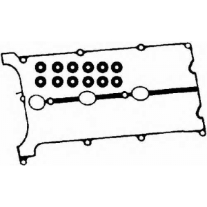 BGA RK5326 Rocker cover