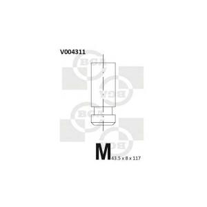 BGA V004311 Valve