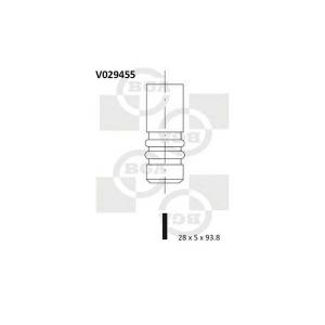 BGA V029455 Клапан