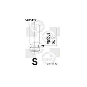 BGA V035475 Valve
