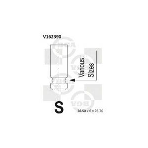 BGA V162390 Valve