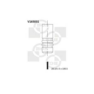 BGA V165031 Valve