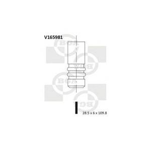 BGA V165981 Valve