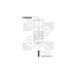 BGA V290003 Клапан