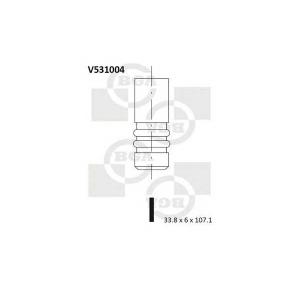 BGA V531004 Клапан