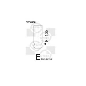 BGA V990580 Valve