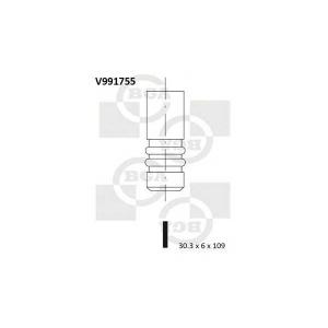 BGA V991755 Valve