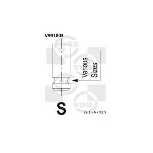BGA V991803 Valve