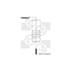 BGA V996057 Valve