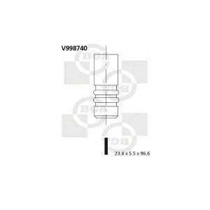 BGA V998740 Клапан