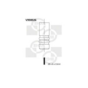 BGA V998926 Valve