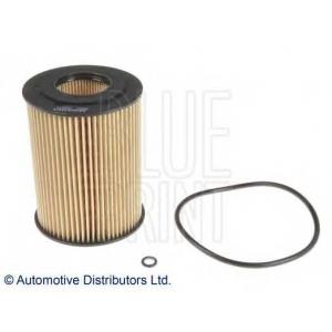 Фильтр масляный Chrysler, MB (пр-во KOLBENSCHMIDT) ada102104 blueprint -