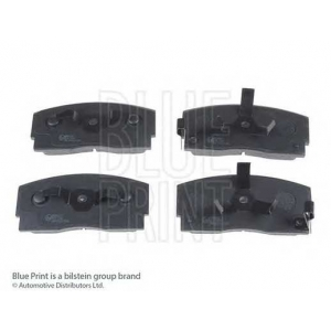 BLUE PRINT ADD64207 Комплект тормозных колодок, дисковый тормоз Дайхатсу Аплоус