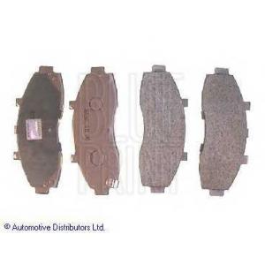 BLUE PRINT ADG04224 Комплект тормозных колодок, дисковый тормоз Киа Преджио