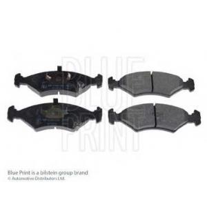 BLUE PRINT ADG04238 Комплект тормозных колодок, дисковый тормоз Киа Сефия