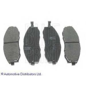 BLUE PRINT ADG04240 Комплект тормозных колодок, дисковый тормоз Хюндай Н1