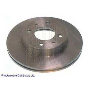 BLUE PRINT ADG04350 Тормозной диск Хюндай Акцент