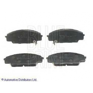 BLUE PRINT ADH24258 Комплект тормозных колодок, дисковый тормоз Хонда С2000