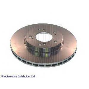BLUE PRINT ADH24341 Тормозной диск Хонда Хрв