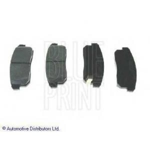 BLUE PRINT ADK84230 Комплект тормозных колодок, дисковый тормоз Мазда Р-Икс 8