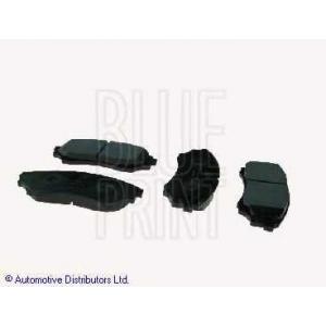 BLUE PRINT ADM54286 Комплект тормозных колодок, дисковый тормоз Форд Ренджер