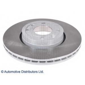 BLUE PRINT ADR164307 Тормозной диск Рено Кангу Экспресс