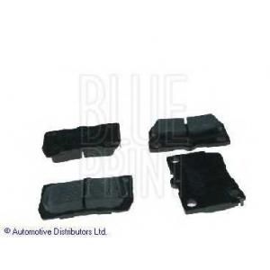 BLUE PRINT ADT342156 Тормозные колодки дисковые