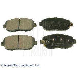 BLUE PRINT ADT34291 Комплект тормозных колодок, дисковый тормоз Лексус Айс Спорткросс