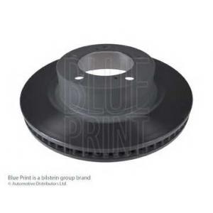 BLUE PRINT ADT343307 Тормозной диск передний