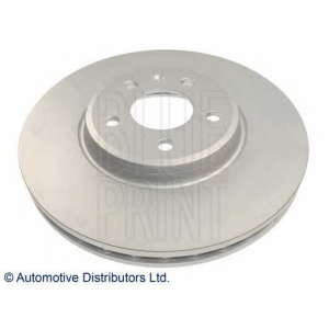 BLUE PRINT ADV184312 Тормозной диск Ауди Кью 5