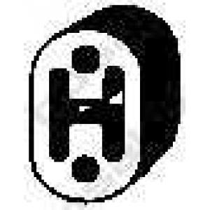 BOSAL 255-016 Кронштейн крепления глушителя
