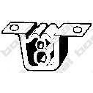 BOSAL 255-077 Exhaust bracket