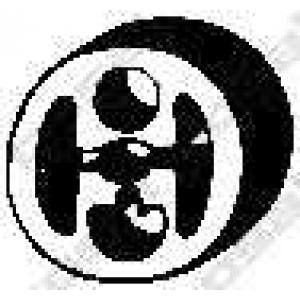 Буфер, глушитель 255250 bosal - MERCEDES-BENZ E-CLASS (W210) седан E 220 D (210.004)