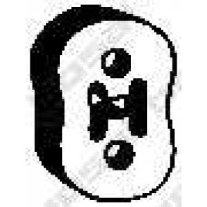 BOSAL 255-314 Буфер глушника