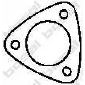 BOSAL 256153 Уплотнительное кольцо, выпускной тр