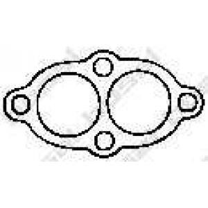 BOSAL 256-302 BOS256-302 Прокладка випускної системи BOSAL (шт.)