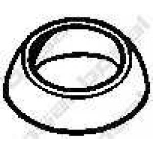 Уплотнительное кольцо, труба выхлопного газа 256416 bosal - FORD ESCORT VII кабрио (ALL) кабрио 1.8 16V XR3i