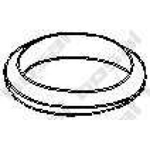 Уплотнительное кольцо, труба выхлопного газа 256872 bosal - BMW 3 (E21) седан 315