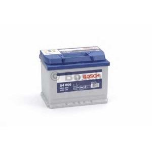 Стартерная аккумуляторная батарея; Стартерная акку 0092s40060 bosch - FORD FIESTA VI Наклонная задняя часть 1.4 TDCi